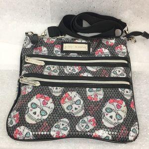 Betsey Johnson Messenger purse